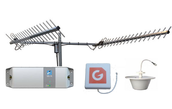 Fully Legal Mobile Phone & Broadband Internet Repeater Package