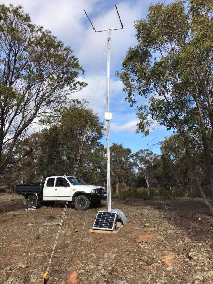 G Spotter Twin Peak Pro WiFi Hotspot remote working in NSW Southern Highlands