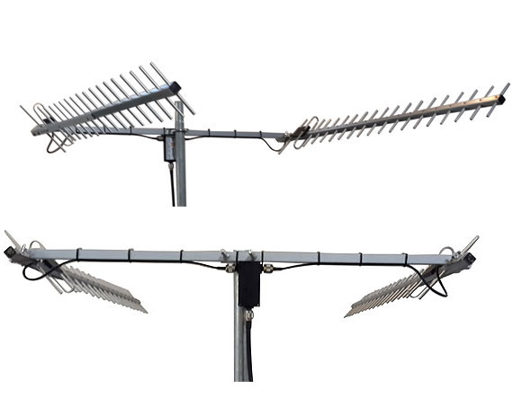 The G Spotter Twin Peak Pro Plus YAGI Array Antenna... Click Here for more details